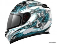 Capacete MT Butterfly - Blue - Tamanho (56)