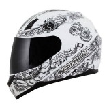 Capacete NoRisk FF391 Android - Withe - Tamanho (58)