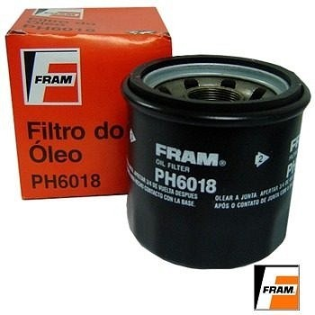 Filtro de Óleo - Fram (PH6018)