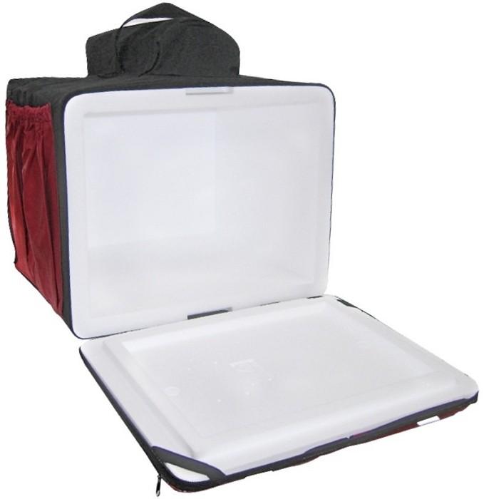 6eea699f2 Mochila Térmica - 45 litros - Mochila térmica para pizzas e lanches »